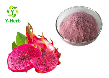 China Spray Drying Dragon Fruit Powder Fruit Juice Concentrate Vietnam Pitahaya Extract supplier
