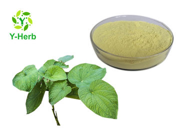 Organic Kava Root Extract Powder Sedative - Hypnotic Ingredients CAS 9000-38-8