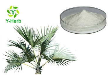 China Fatty Acid Saw Palmetto Extract Powder Serenoa Repens Fruit Seed Oil 25% 45% 85% factory