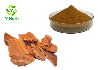 China Corynante Yohimbe Bark Extract Sexual Enhancement Ingredients 8% Yohimbine Powder factory