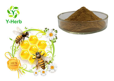 China Raw Organic Bee Propolis Powder Alcohol Water Soluble Bee Propolis Extract factory