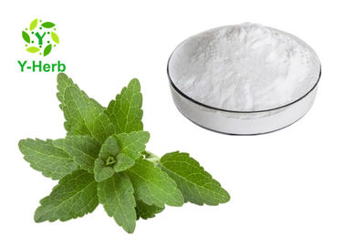 China GMP Organic Stevia Sugar Herbal Extract Powder Dried Stevia Leaves Extract factory